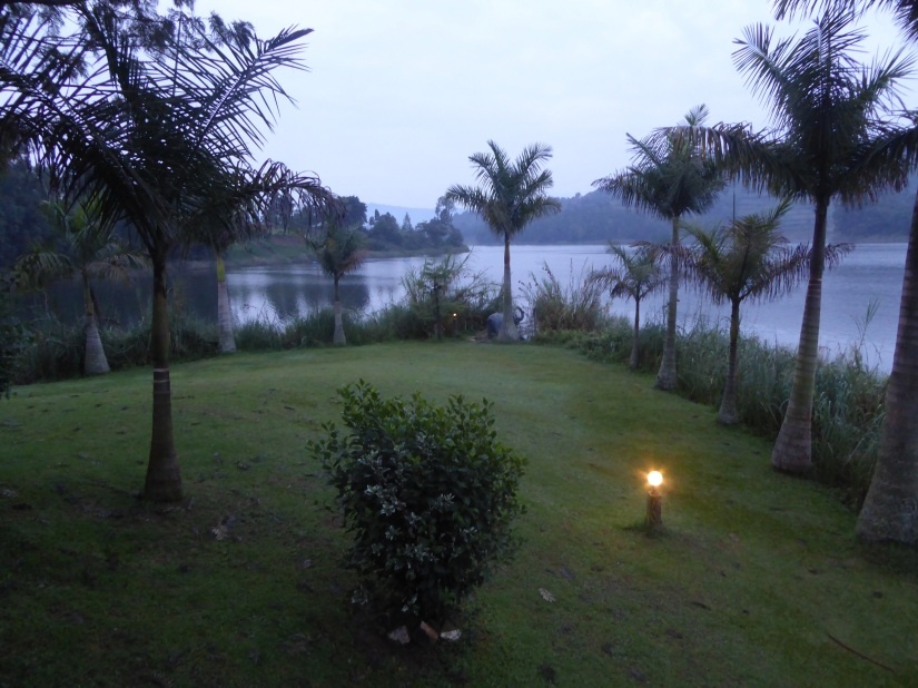 26th September – Lake Bunyionyi/Kampala