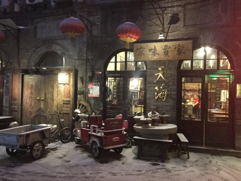 24th November – Beijing,China
