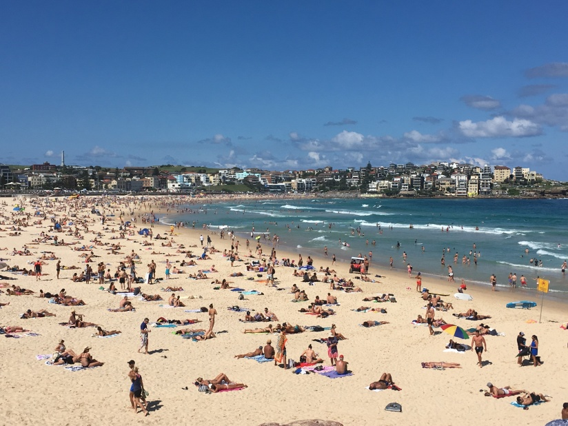 26th January – Bondi, Sydney, Australia