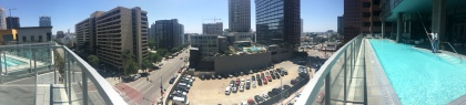 View from the 7th floor