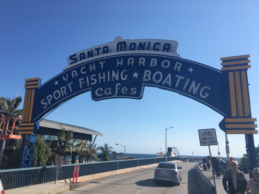 25th May – Santa Monica, Los Angeles, California,USA