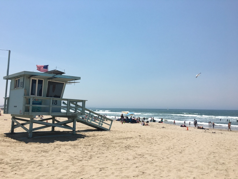 18th June – Santa Monica/Venice Beach/Downtown, Los Angeles, California, USA
