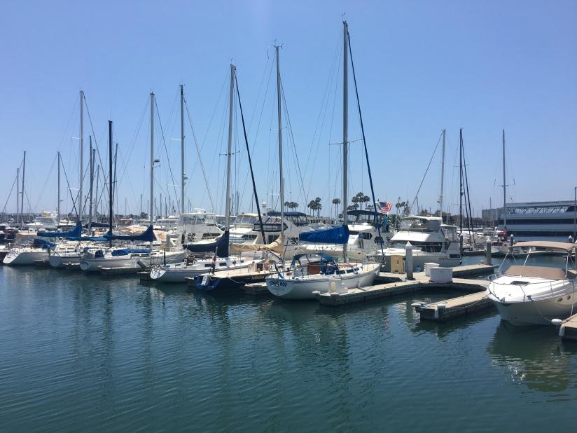 7th July – Santa Monica/Torrance/Marina del Rey, Los Angeles, California,USA