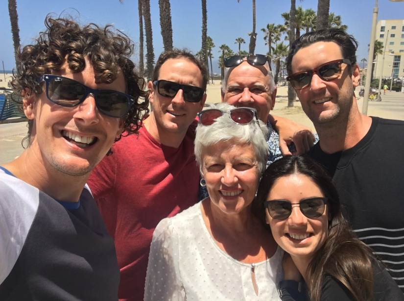 11th July – Santa Monica/LAX airport, Los Angeles, California,USA